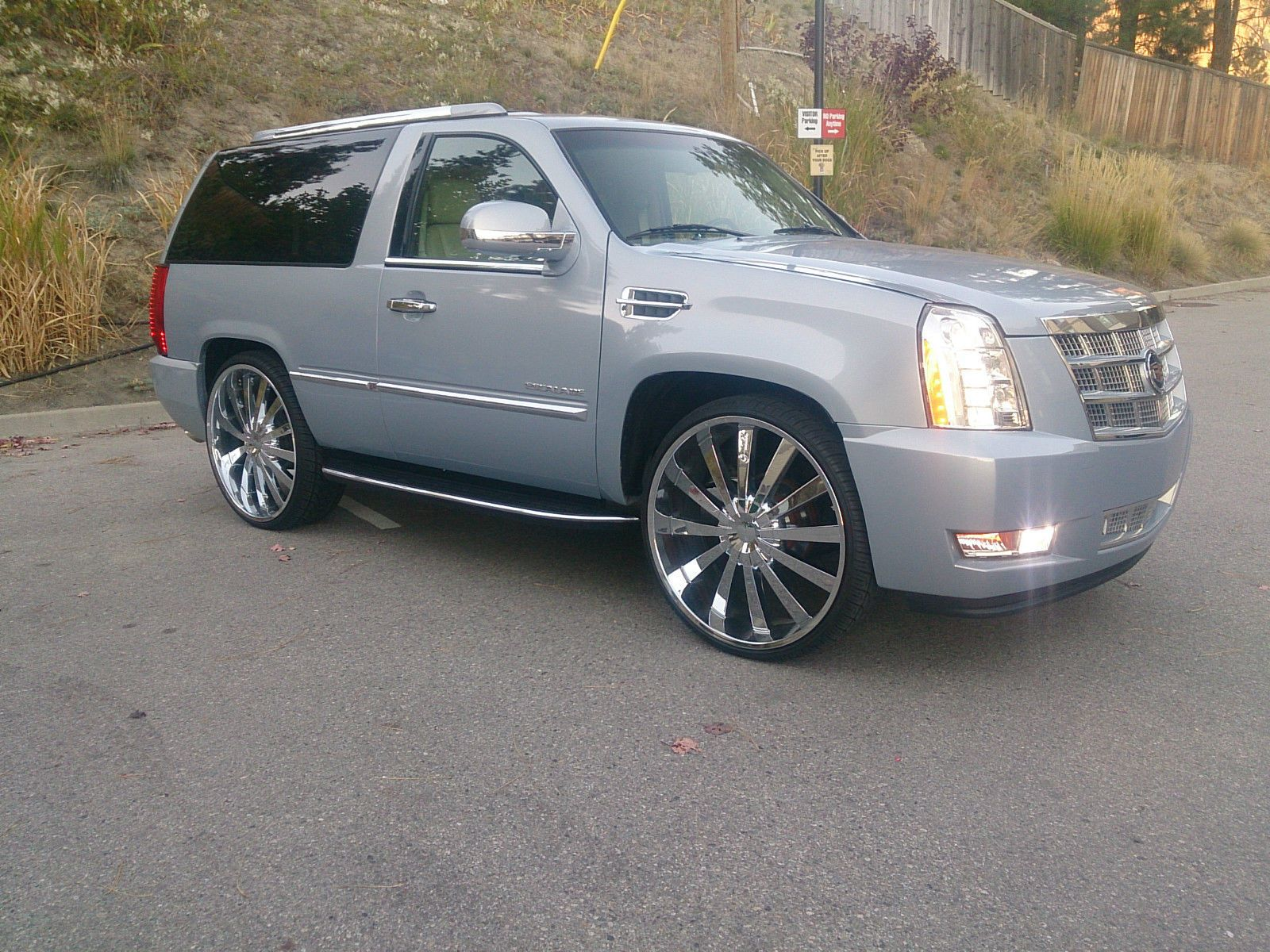 96 2 Door Tahoe Completely Converted To An Escalade 2 Door Tahoe Chevrolet Tahoe Chevy Tahoe