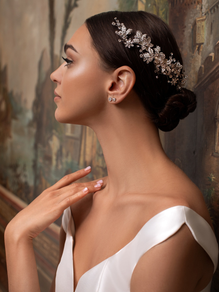 Accessoires cheveux mariage | Accessori capelli sposa ...