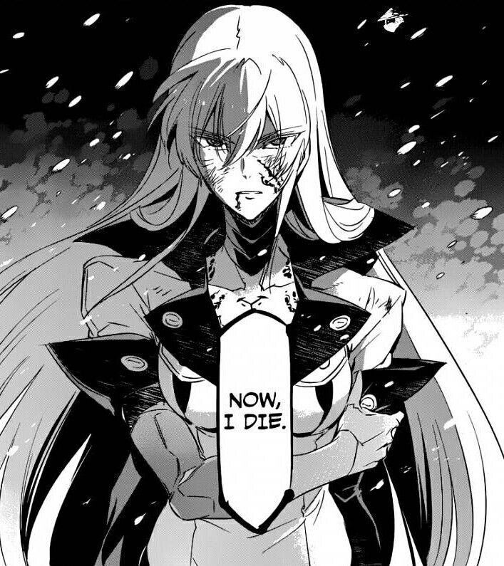 Manga Denizi Akame Ga Kill: Akame Ga Kill And Akame Ga