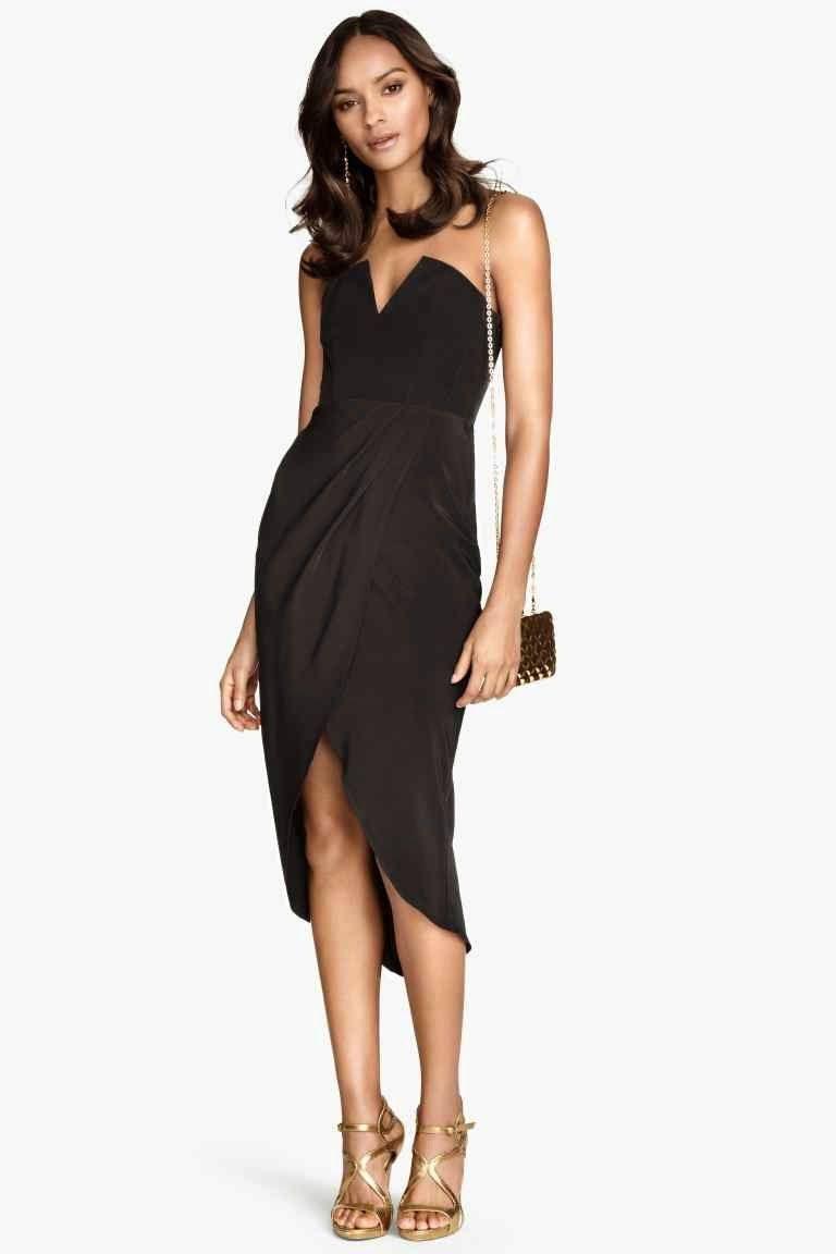 Buenas compras de vestuario de Navidad en H&M 2014-15 | Moda MUJER ...