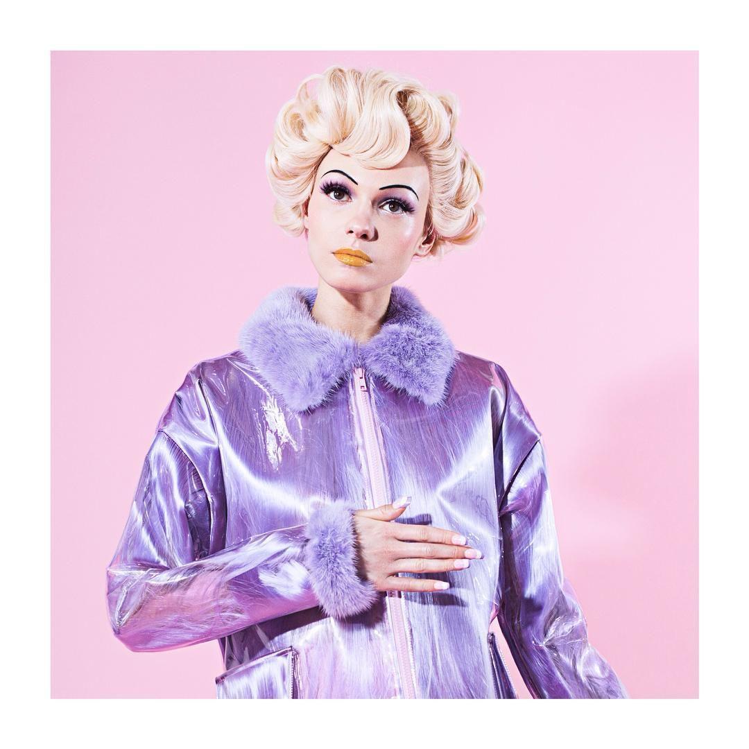"BULLETT on Instagram: ""〰 ""Pretty In Plastic"" on Bullettmedia.com (Photography by @christinehahn, styling by @ianmilan_, wardrobe by @marymejimmypaul) #BullettFashion 〰"""