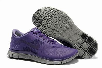 great Mens Running Shoe Pure Purple