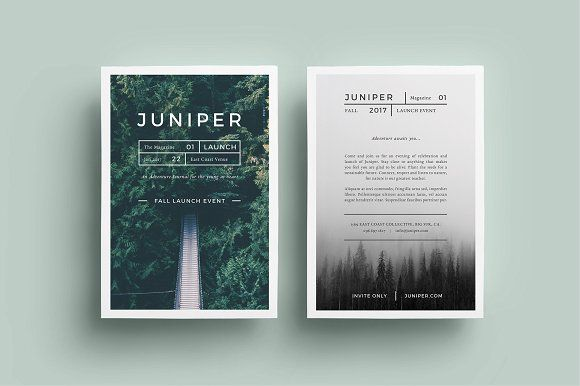 Typography Rules Every Designer Should Know  Flyer Template