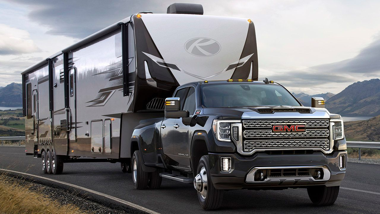 2020 gmc sierra hd pickup revealed with x-ray vision