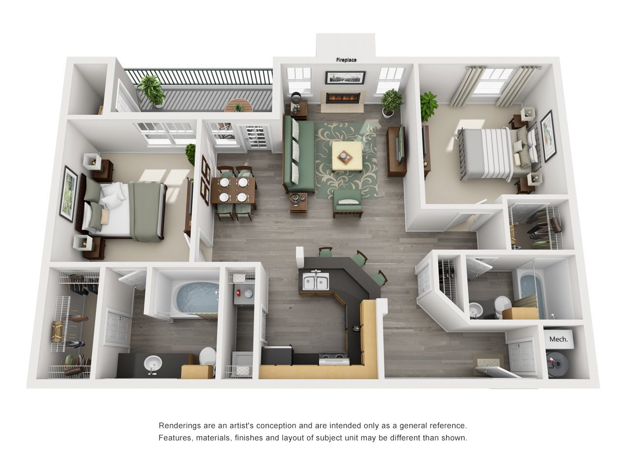 Luxury 1 2 And 3 Bedroom Apartments In Bolingbrook Il Bolingbrook Illinois Apartment Steadfas House Floor Design Apartment Layout Apartment Floor Plans