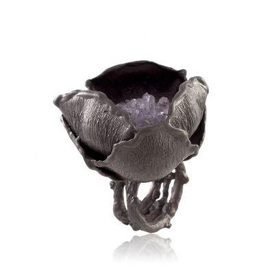 BEAVERS - это завораживающие формы природы, уникальные и неповторимые / Каталог / Кольцо Арт. 1490