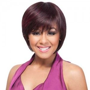 Its a Wig 100% Human Hair Premium Mix Wig HH Symmetry