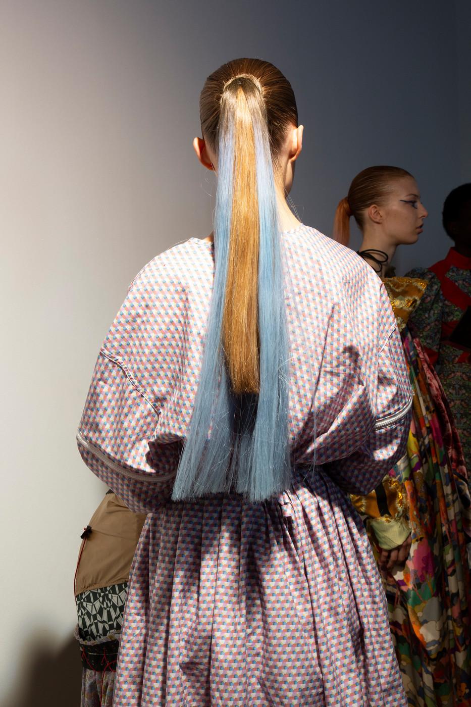 Matty Bowan At London Fashion Week Spring 2020 With Images Fashion Week Fashion