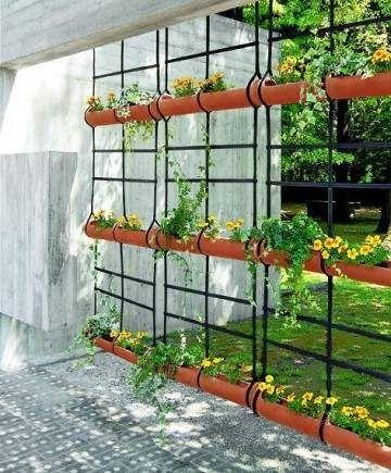 ecran vegetal | backyard | Pinterest | Vegetal, Écran et Idées de jardin