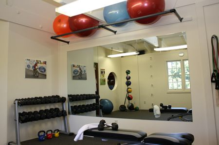 small personal training studio  personal training studio