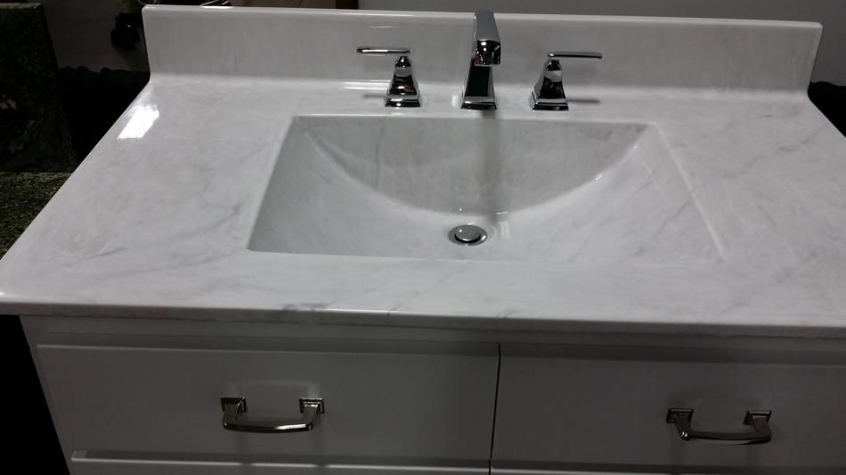 Cultured Marble Countertops Marble Bathroom Vanity Cultured