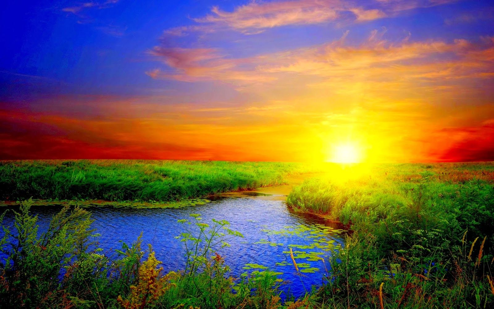 Most Beautiful Pictures of Sunrise Beautiful nature
