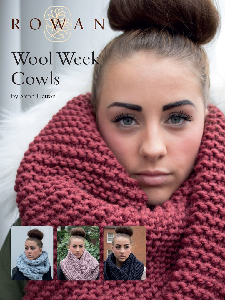 Wool Week Cowls Cowls Scarves Shawls Wraps Pinterest Free