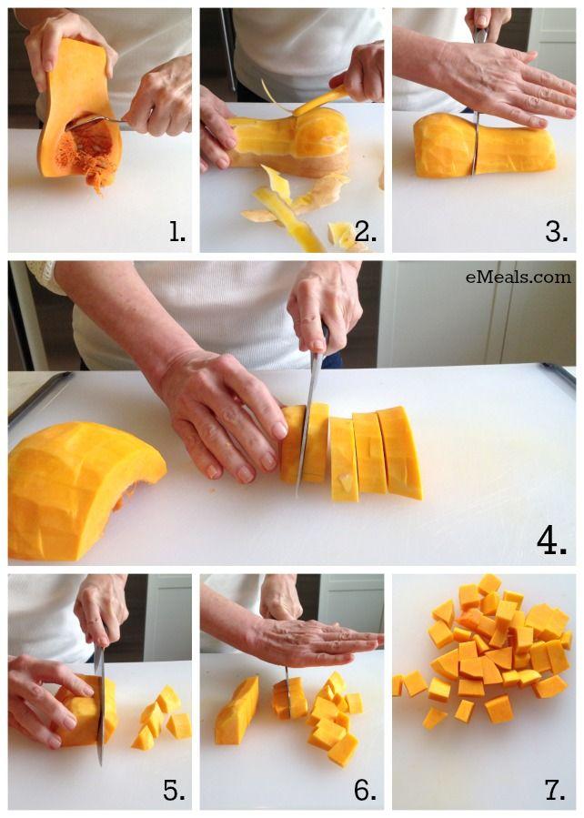 how to cook cut butternut squash