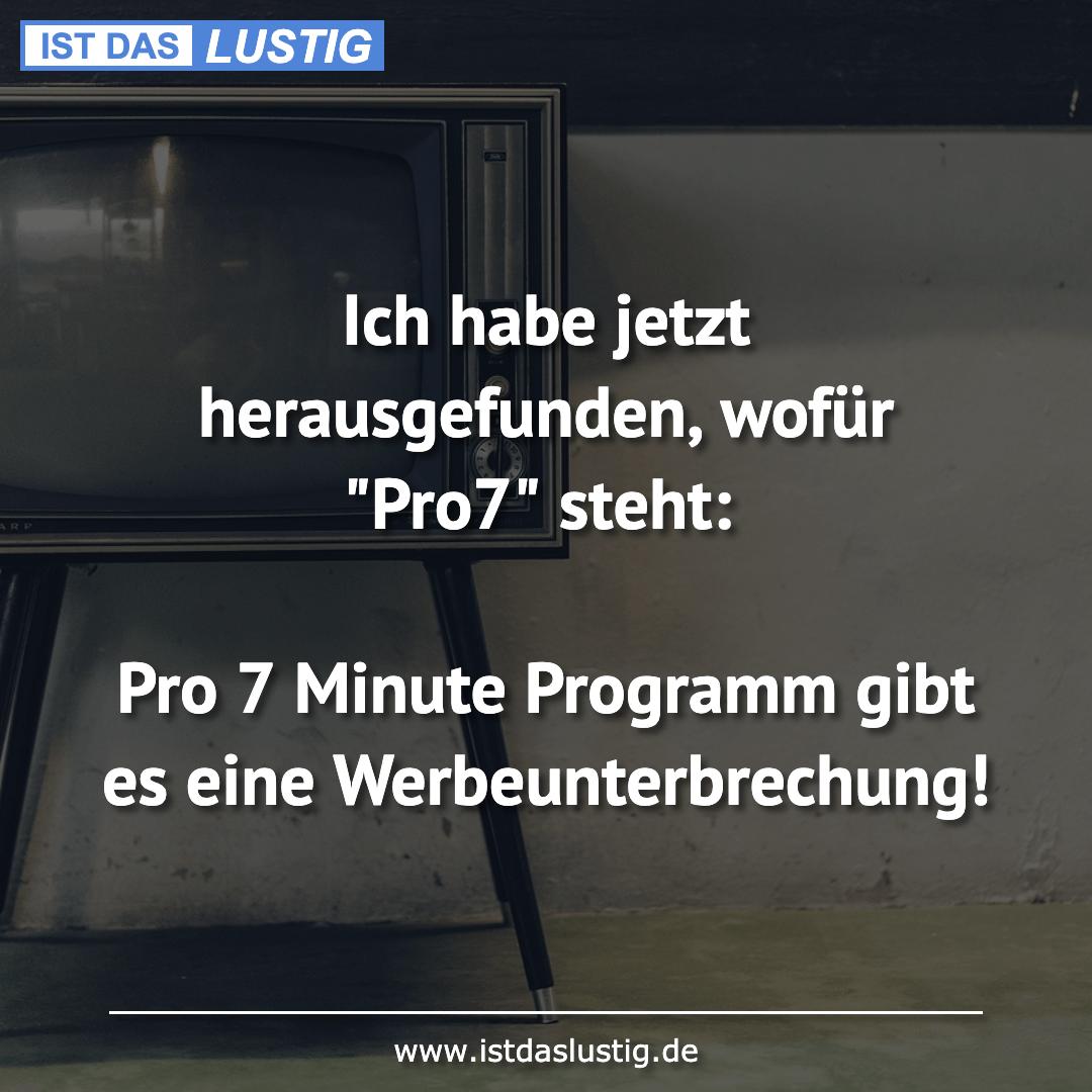 Pro7 Programm Jetzt