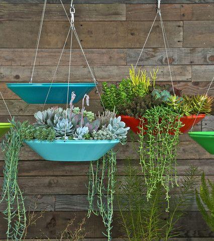Dolga Hanging Plant Pot:: Gallant & Jones