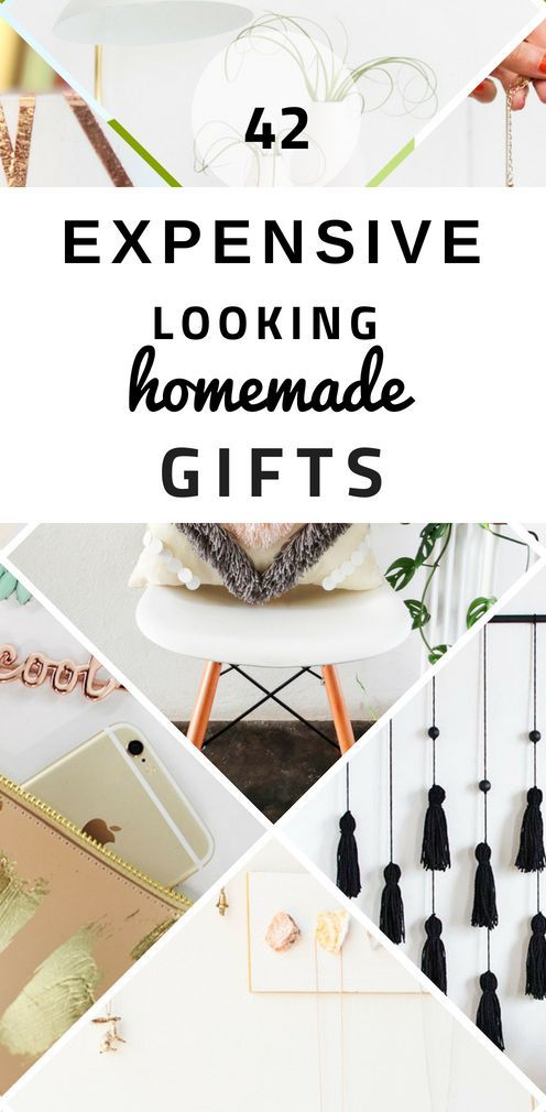 43 DIY Expensive Looking Gifts On a Dime #diygifts