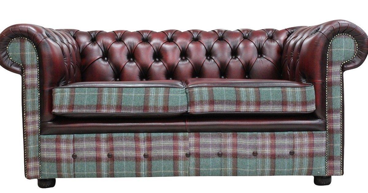 Buy Oxblood Wool Leather Chesterfield Sofa Uk Designersofas4u Leather Sofa Sofa Ebay Leather Chesterfield