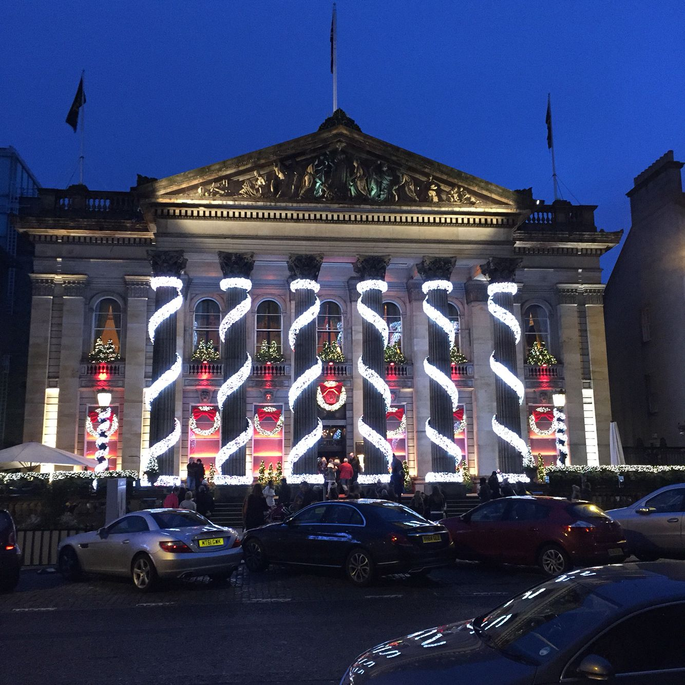 #Edinburgh #Christmas