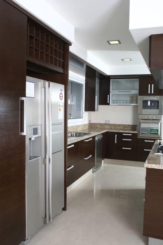 Imágenes de Decoración y Diseño de Interiores | Kitchen design ...