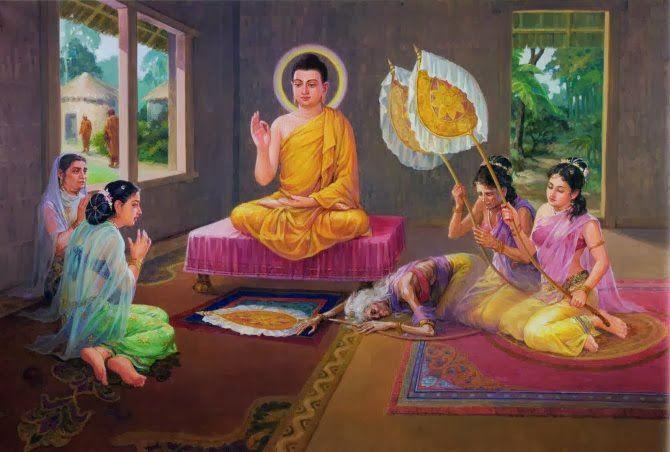 Đạo Bụt Nguyên Thủy (Đạo Phật Nguyên Thủy): Kinh Tăng Chi Bộ - Nhân và Quả