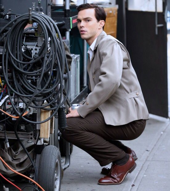 Man up | Nicholas hoult, Man up, Tv characters