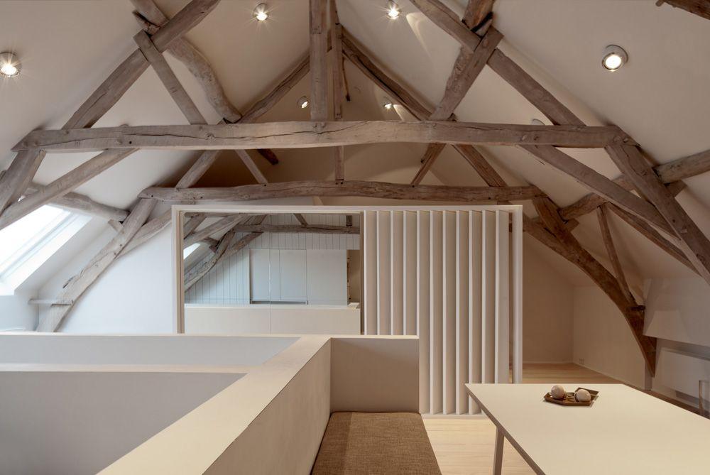 Zolder inrichting zolder kamers pinterest attic interior