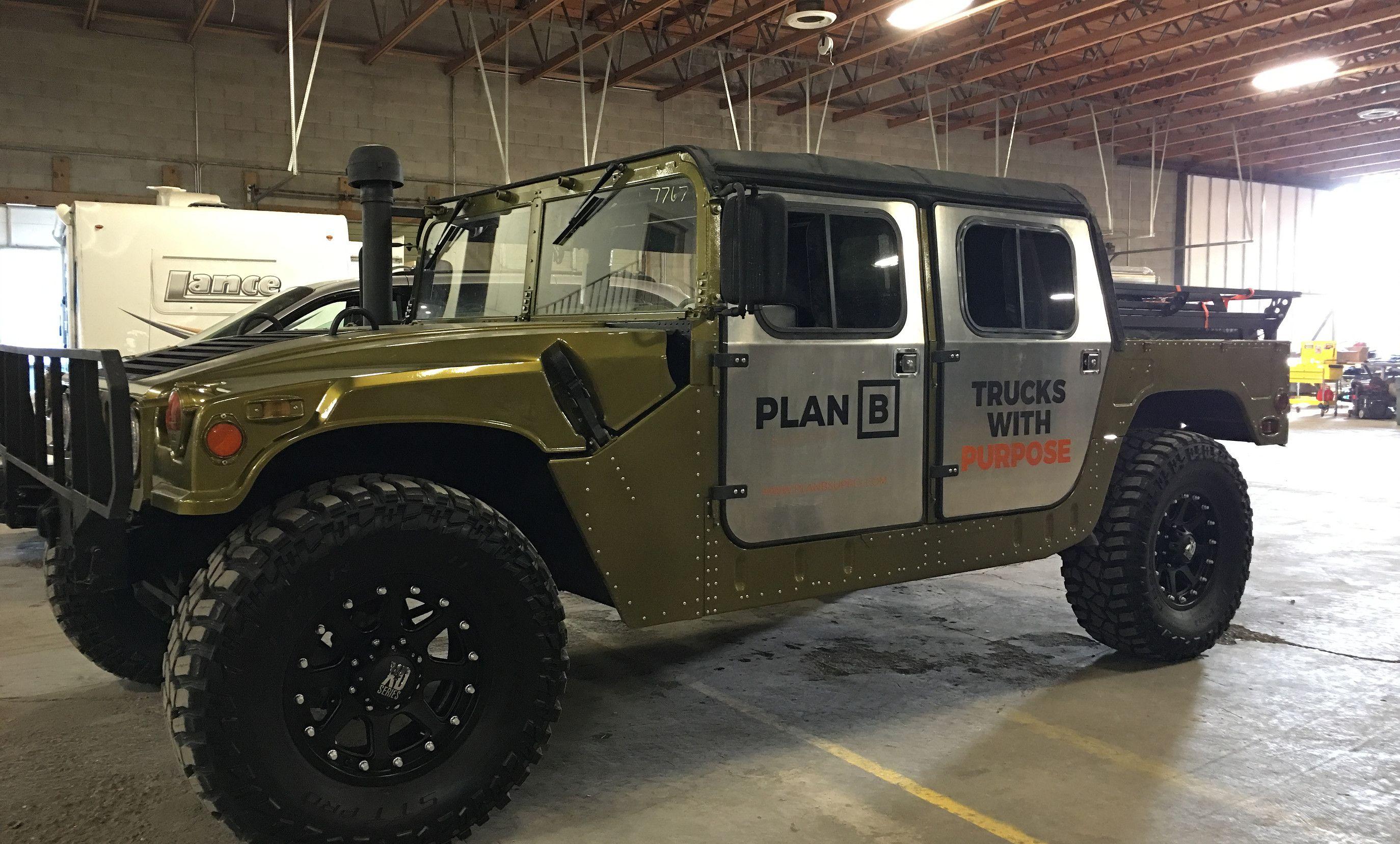 Military Hummer for sale humvee hmmwv H13 Utah MRAP Aluminum ... | hummer humvee for sale
