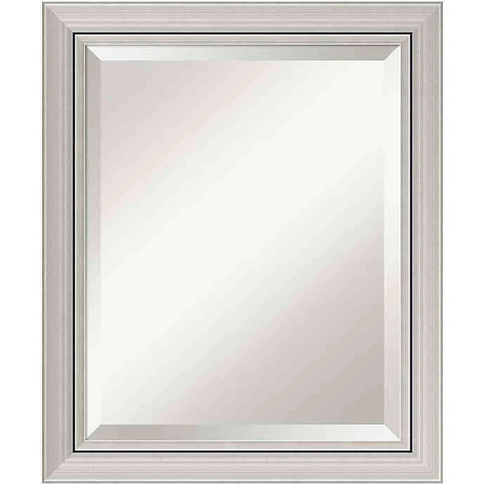 Amanti Art Romano Wall Mirror In Silver Mirror Wall Amanti Art