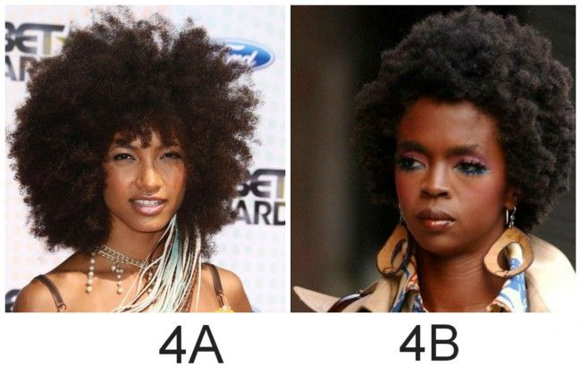 Is 4a Hair Easier To Care For Than 4b Hair Cabelo E Afro