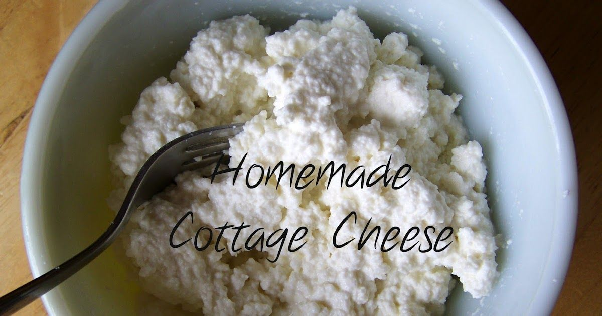 How To Make Homemade Cottage Cheese Without Rennet How To Make Real Cottage Cheese How To Make In 2020 Homemade Cottage Cheese Cottage Cheese Recipes Homemade Cheese