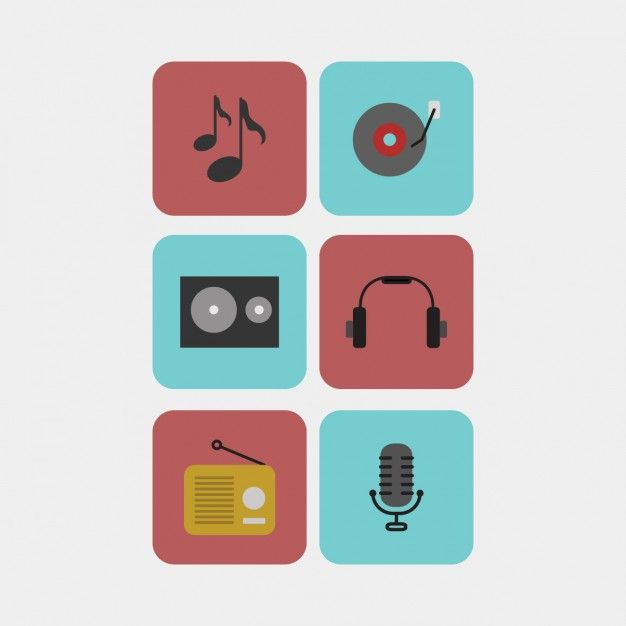 Free Icon Music