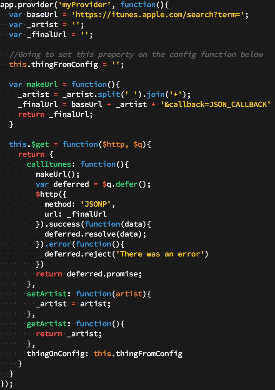 AngularJS: Factory vs Service vs Provider   Tyler McGinnis ...