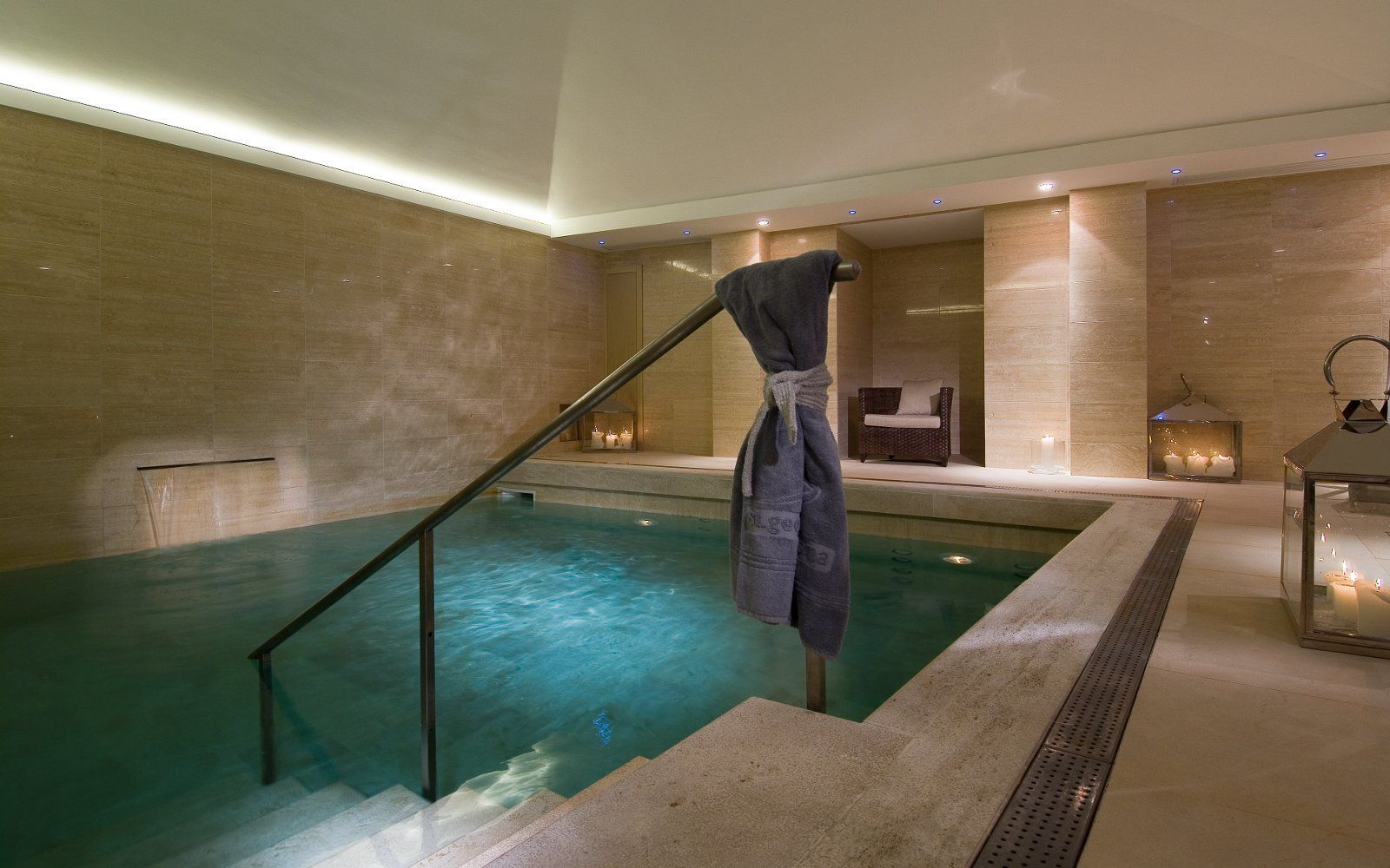 Luxury Spa In Rome St George Five Star Hotel Http