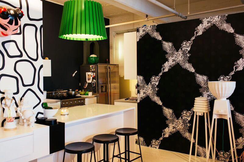 Studio Visits: Inside Interior Designer Ghislaine Viñas' Colorful, Playful Tribeca Loft   6sqft