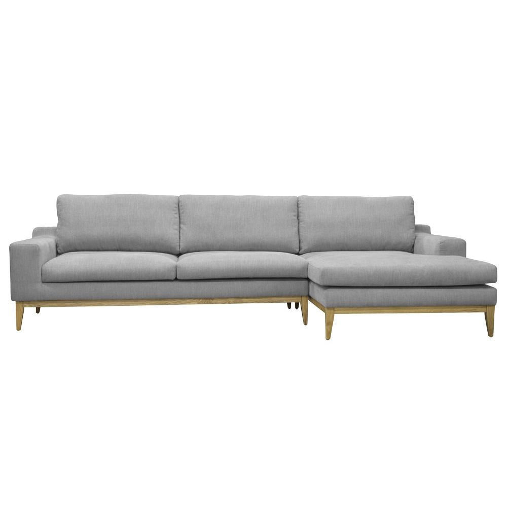 lounge ORIGINAL Christian Rudolph-Christiansen Osvald 3 Seater Sofa with Chaise - Matt Blatt  sc 1 st  Pinterest : 3 seater chaise lounge - Sectionals, Sofas & Couches