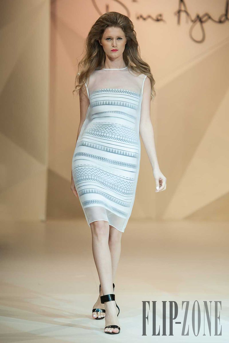Dima Ayad Spring-summer 2014 - Ready-to-Wear