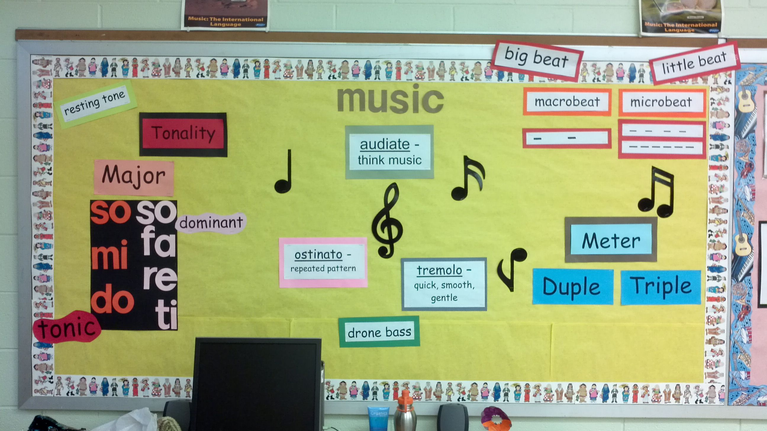 Music Terms Amp Skills