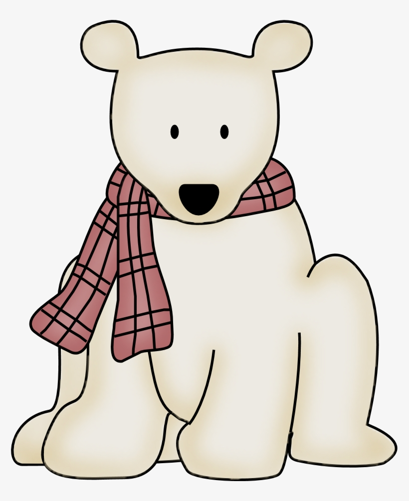 Download Polar Bear Clipart January Pencil And In Color Polar Clipart Polar Bear Png Png Image For Free Searc Polar Bear Art Bear Clipart Polar Bear Cartoon