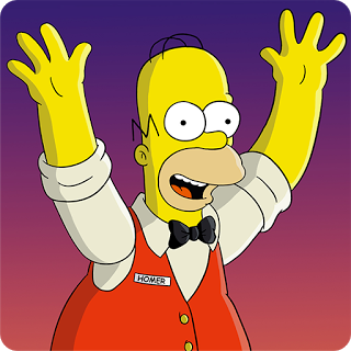 The Simpsons Tapped Out APK MOD Free Shopping