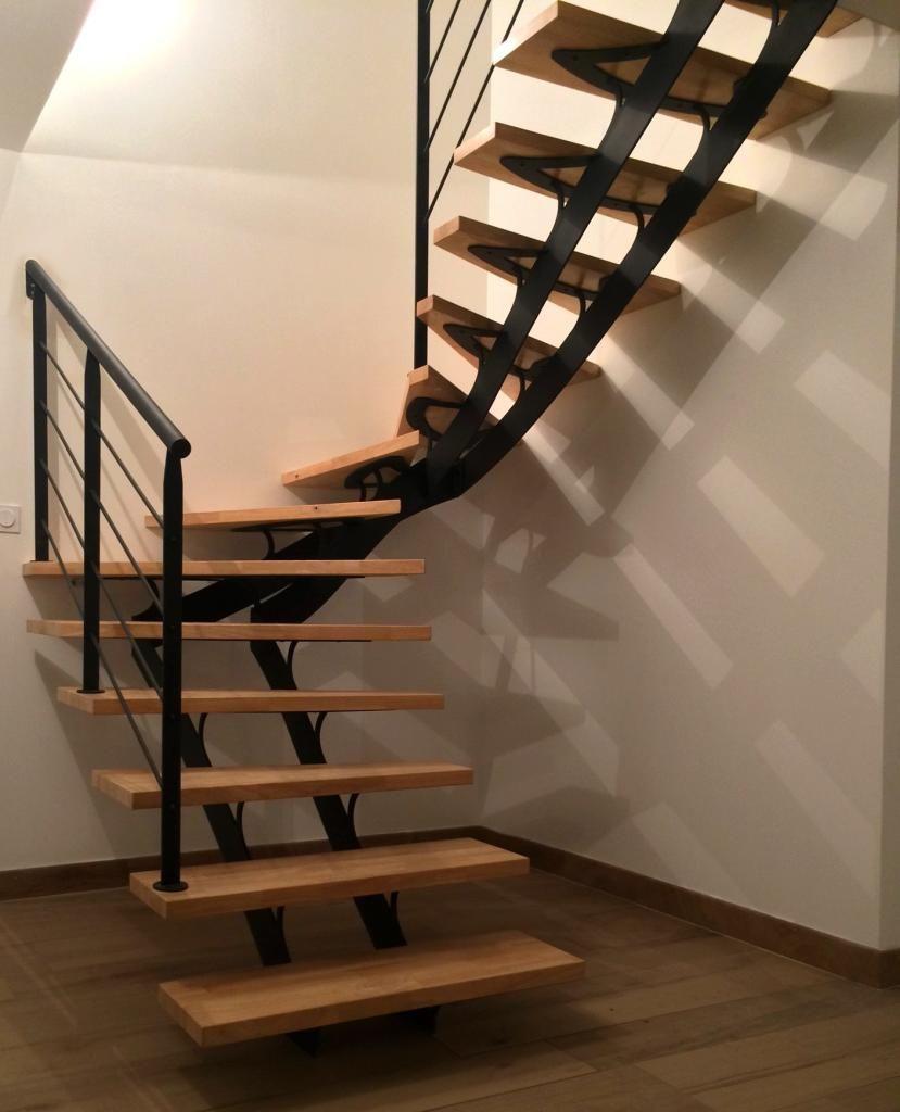 Escalier Metallique Art Metal Concept Escalera En Espiral