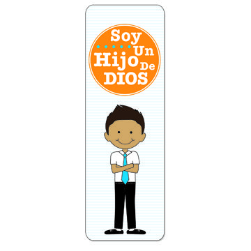 Soy Un Hijo De Dios Bookmark | religion | Pinterest | LDS, Baptism ...
