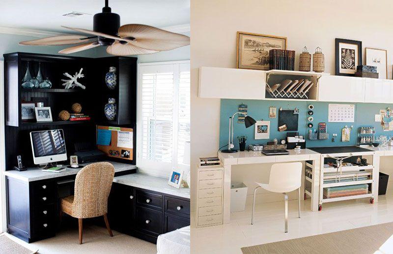 Ufficio Per Scrivania : Arredamento ufficio e spazio scrivania tempo per l home decor