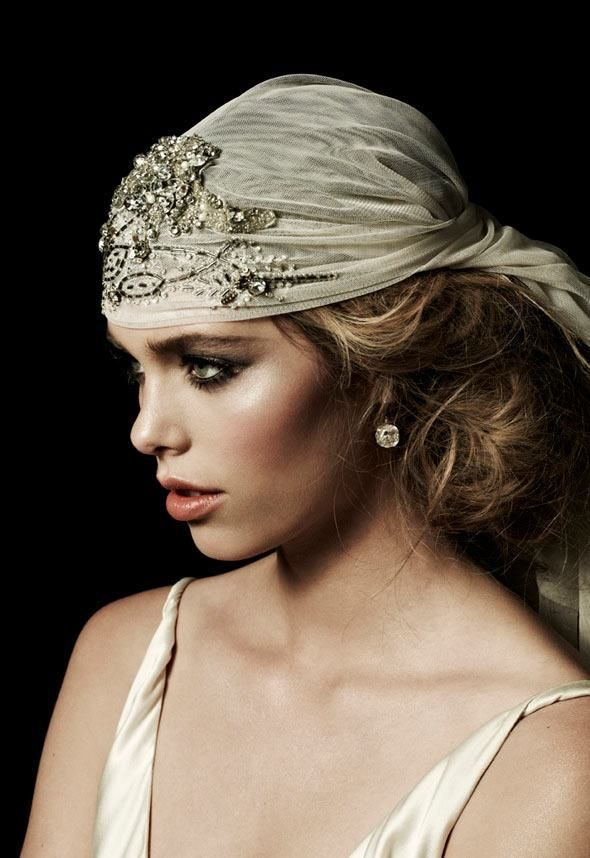 Fashionlady Offers You An Exquisite Collection Of Great Gatsby Inspired 1920 Hair Accessories Have A Look Gatsby Hair Bridal Hair Headpiece Flapper Headpiece