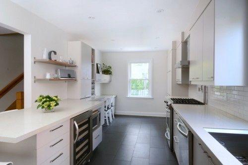 Modern Modern Kitchen Grey Kitchen Floor Kitchen Design