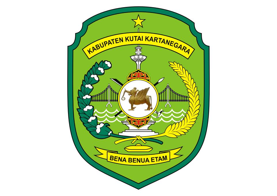 Logo Kabupaten Kutai Kartanegara Vector Free Logo Vector Download Desain