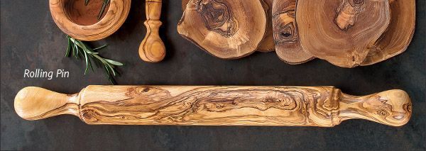 Olivewood Rolling Pin