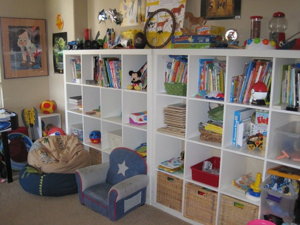 Best 25 Kids Playroom Storage Ideas On Pinterest