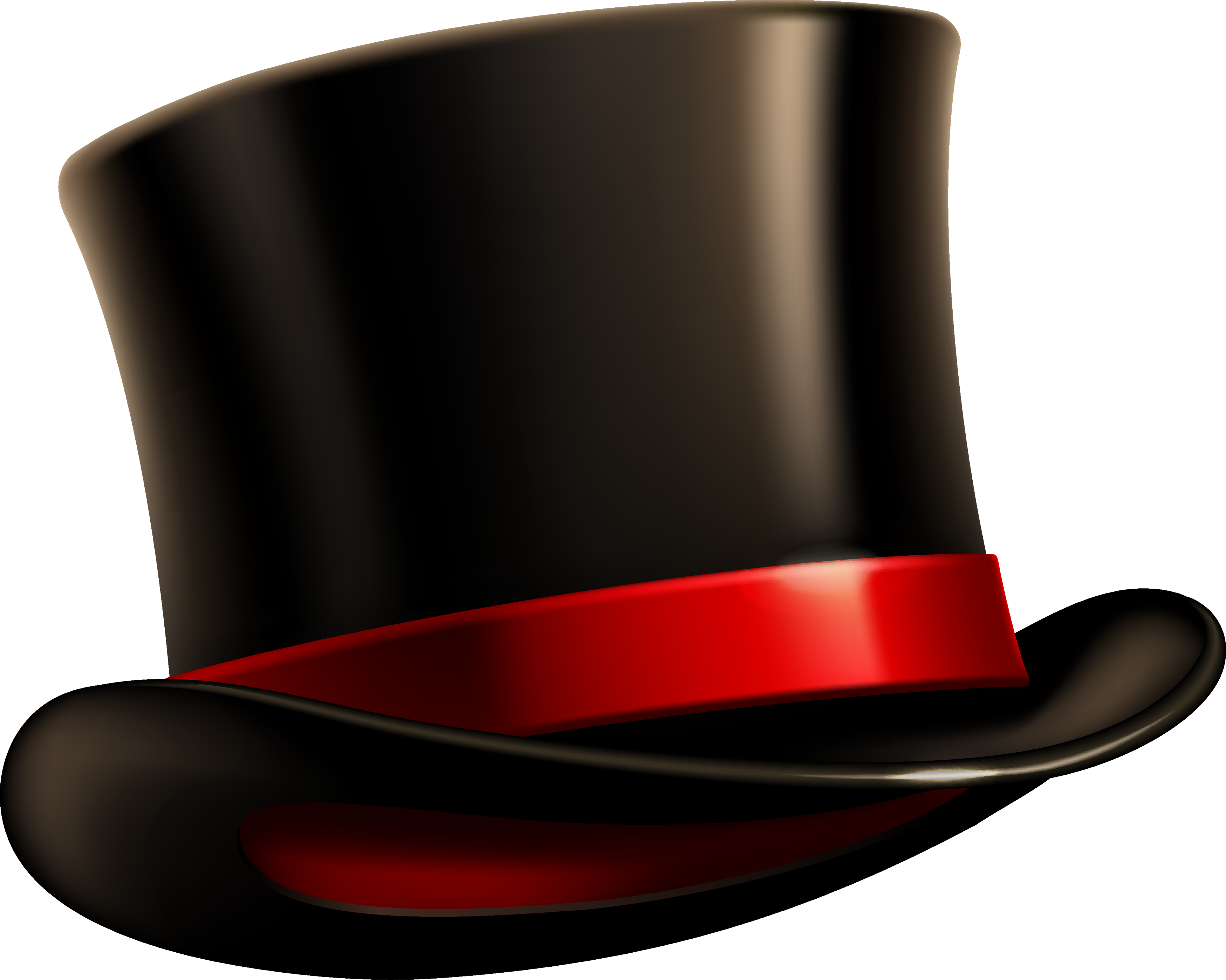 Black Top Hat Clip Art Hat Png Top Hat