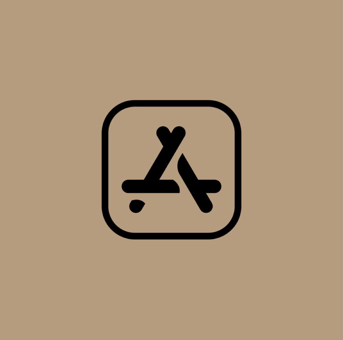 App store icon in 2020 app store icon app logo app covers